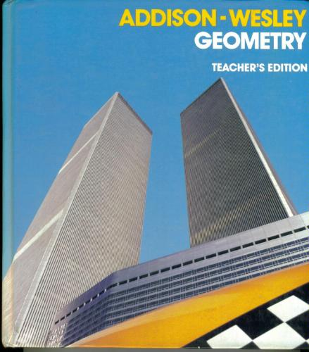 Addison-Wesley Geometry