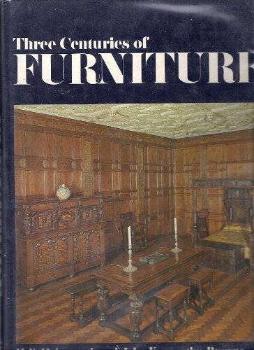 Three Centuries of Furniture in Color (A Studio book) - H.D. Molesworth; J. A. Kenworthy-Browne