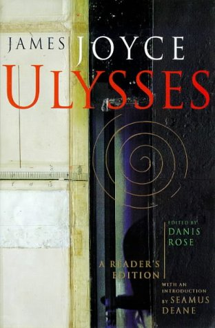 Ulysses - A Reader's Edition - James Joyce