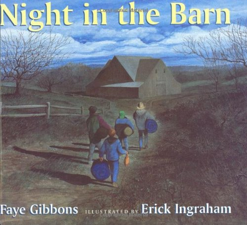 Night in the Barn - Faye Gibbons
