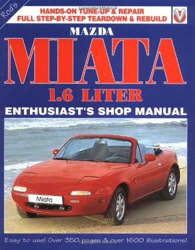 Mazda Miata Enthusiasts Manual - R Grainger