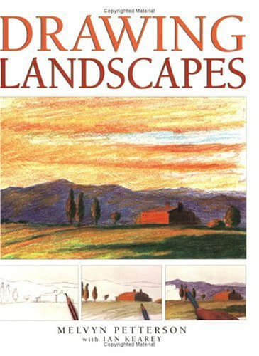 Drawing Landscapes - Melvyn Petterson