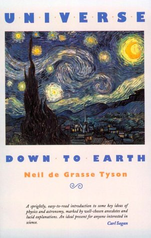 Universe Down to Earth - Neil de Grasse Tyson