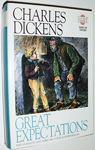 Great Expectations (Courage Literary Classics) - Charles Dickens