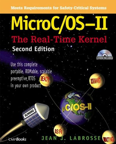 MicroC/OS-II: The Real Time Kernel - Jean J. Labrosse