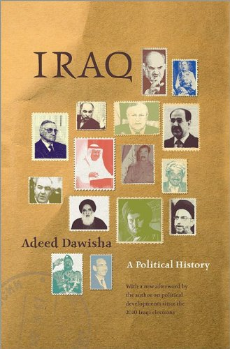 Iraq: A Political History from Independence to Occupation - Adeed Dawisha