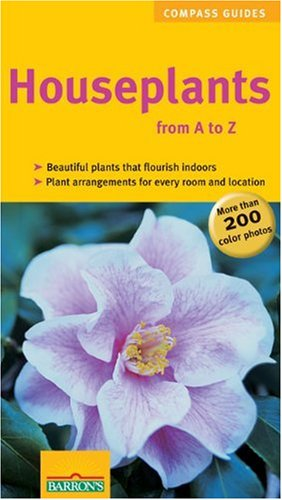 Houseplants From A to Z - Karin Greiner, Angelika Weber