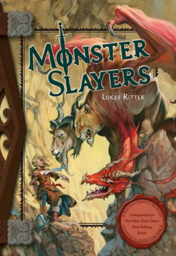 Monster Slayers - Lukas Ritter