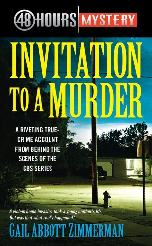 Invitation to a Murder: 48 Hours (48 Hours Mystery) - Gail Abbott Zimmerman