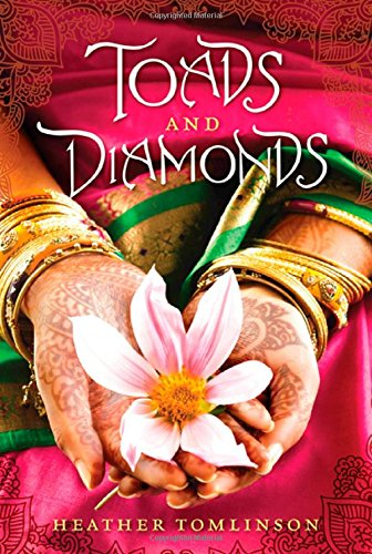 Toads and Diamonds - Heather Tomlinson