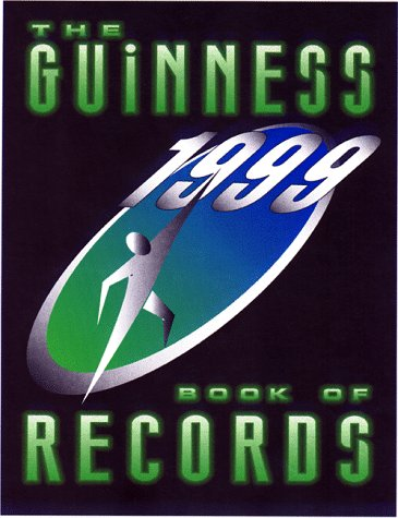The Guinness Book of Records, 1999 (Guinness World Records) - Mark Young