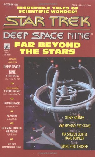 Far Beyond the Stars (Star Trek Deep Space Nine) - Ira S. Behr; Hans Beimler; Steven Barnes