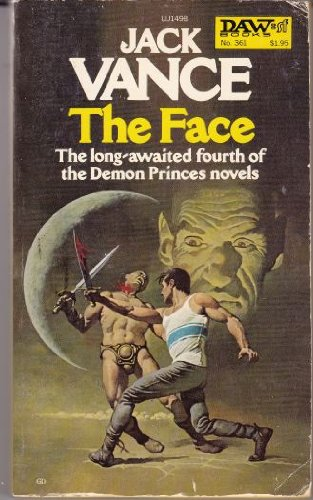 The Face (The Demon Princes) - Jack Vance
