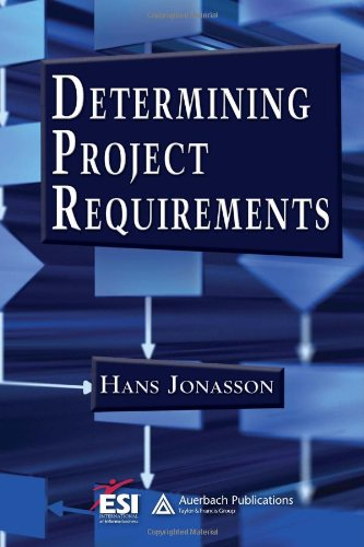 Determining Project Requirements (ESI International Project Mgmt) - Hans Jonasson