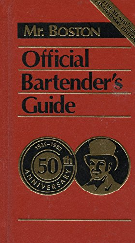 Mr. Boston official bartender's guide - Leo Cotton