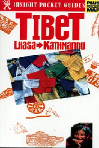 Tibet (Insight Pocket Guide Tibet) - Insight Guides; Steve Van Beek