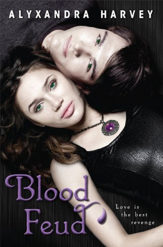 Blood Feud (The Drake Chronicles) - Alyxandra Harvey