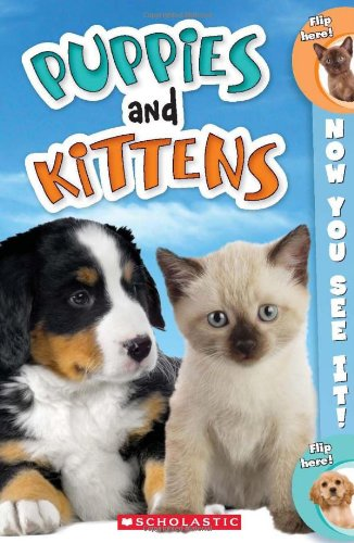 Now You See It! Puppies And Kittens - Nicole Corse