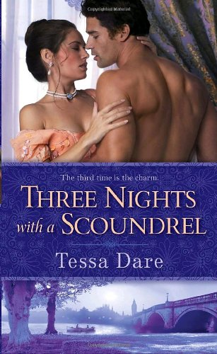 Three Nights with a Scoundrel - Dare, Tessa