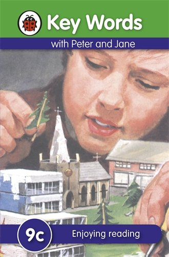 Key Words with Peter and Jane #9 Enjoying Reading Series C - Ladybird