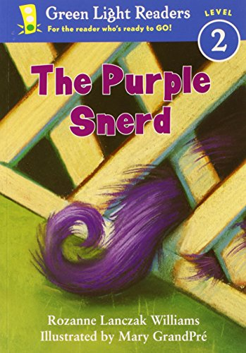 The Purple Snerd - Rozanne Lanczak Williams