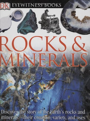 Rocks  &  Minerals (DK Eyewitness Books) - Chris Pellant; R.F. Symes; R Symes