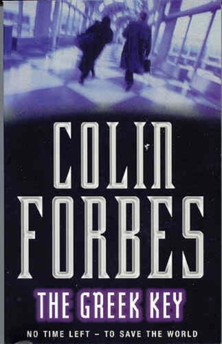 The Greek Key - Colin Forbes