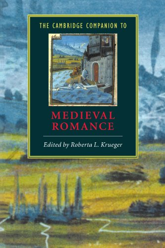 The Cambridge Companion to Medieval Romance (Cambridge Companions to Literature) - Roberta L. Krueger