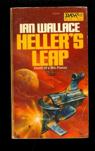 Heller's Leap (Croyd Spacetime Maneuvres, Book 7) - Ian Wallace