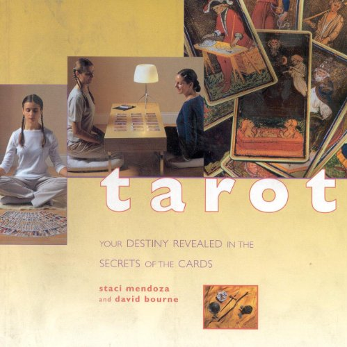 Tarot: Your Destiny Revealed in the Secrets of the Cards (Guide For Life) - Staci Mendoza