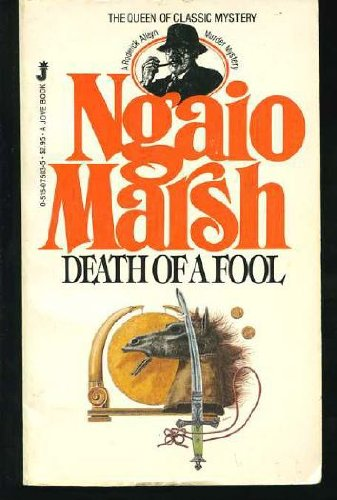 Death Of A Fool - Ngaio Marsh