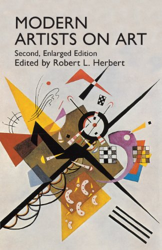 Modern Artists on Art: Second Enlarged Edition (Dover Fine Art, History of Art) - Robert L. Herbert