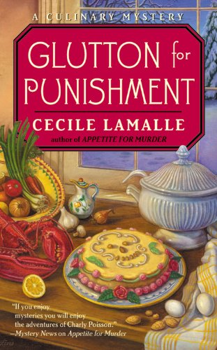 Glutton for Punishment (Culinary Mysteries (Warner)) - Cecile Lamalle