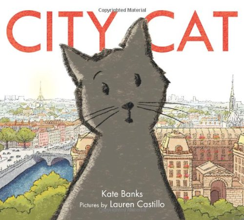 City Cat - Kate Banks
