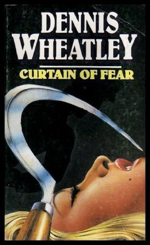 Curtain of Fear - DENNIS WHEATLEY