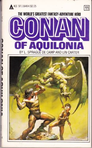 Conan 11/aquilonia - Robert Howard