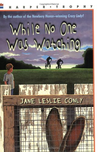 While No One Was Watching - Jane Leslie Conly