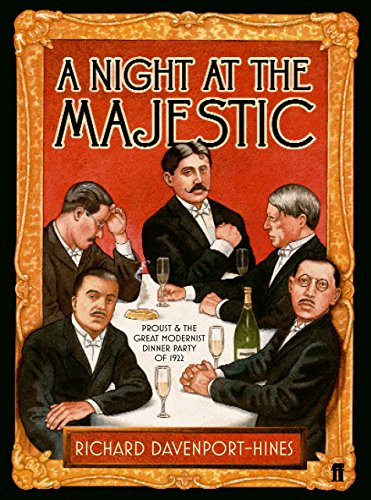 A Night at the Majestic - Richard Davenport-Hines