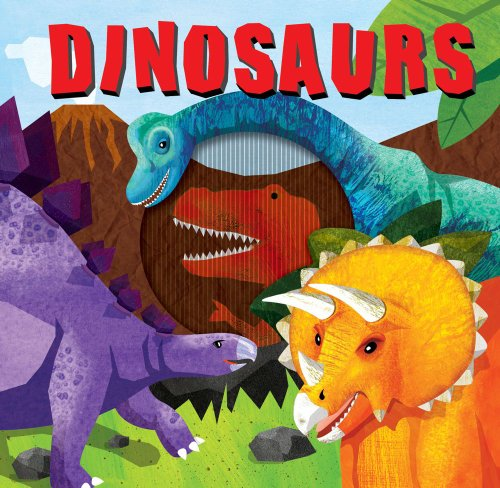 Dinosaurs: A Mini Animotion Book - Accord Publishing