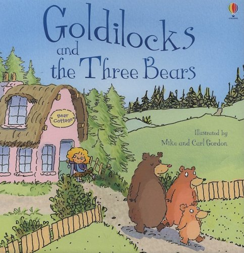 Goldilocks and the Three Bears (Picture Book Classics) - Susanna (RTL) Davidson