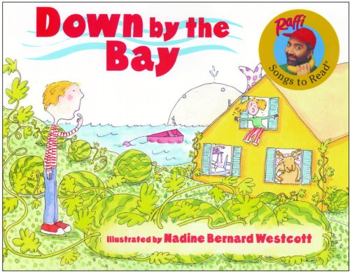 Down By The Bay (Turtleback School  &  Library Binding Edition) (Raffi Songs to Read) - Raffi