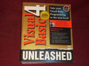 Visual Basic 4 Unleashed, w. CD-ROM. - Scott, Conrad Shannon, Brad Font, Frank