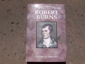 Robert Burns. Adapted from a text by Gabriel Setoun. With chronology. (= The Scotish History 4) - Geddes & Crosset (Hrsg.)