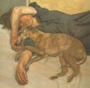 Lucian Freud. Recent work. - Freud, Lucien] Lampert, Catherine