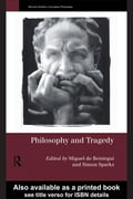Philosophy and Tragedy - Sparks, Simon