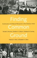 Finding Common Ground - Christine H. Colburn, Ms. Christina M. Cromley, Roberta A. Klein, Ronald D. Brunner