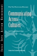 Communicating Across Cultures - Prince, Don W.