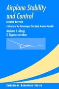 Airplane Stability and Control - Abzug, Malcolm J.