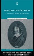 Descartes and Method - Flage, E.