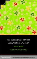 An Introduction to Japanese Society - Sugimoto, Yoshio